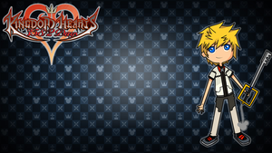 Roxas - Kingdom Hearts 358/2 Days Wallpaper by InMoeView