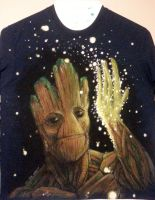 We are Groot by artildawn