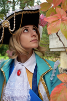 Pirate!France cosplay2 by odHINAbo