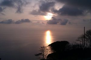 Tramonto dal Monte Moro by Whatsuptoday