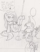 Pinkie Pie's Tickle Party by DarkKnightHoof