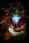 Jhin - The Dead Eye/The Virtuoso League of Legends by TheTrueDollMaker