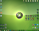 XBOX 360 Theme for Windows 7 by Marijo-4ever
