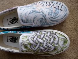 Jen's shoes by musiklily
