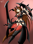 League Of Legends new skin leona by Varuna00