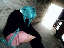 Miku *Rolling Girl* Cosplay Photo #5 by jessthecase88