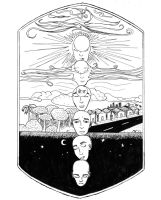 Seven States of Consciousness by darklordpfeifer