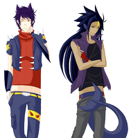 Tagged -Switched Clothes- by CoNSu