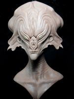 New Alien sculpt by barbelith2000ad