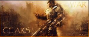 Gears of War 2 by Ithare