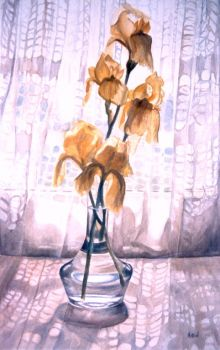 Backlighting - Watercolour by AstridBruning