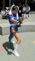 Chun Li Cosplay at AM2 con 2012 by Lexy by LexLexy