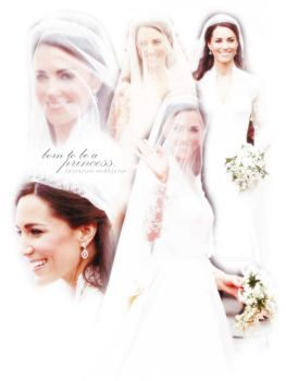 Princess Catherine Middleton by stargirlshine