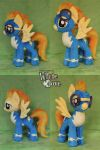 Wonderbolt Spitfire by WhiteDove-Creations