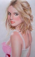 BRITNEY by AngelasPortraits