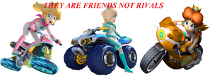 Friends not Rivals by RamosisMario89