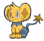 Shinx by Apollonaut
