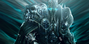 Lich King Smudge by IMBSignatures