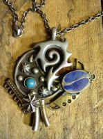 Cluster of Treasures by SonsationalCreations