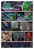 Green Lantern - Wed. Comics p2 by quin-ones