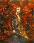 The Arsonist by CliveBarker
