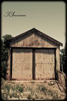 Old Shed by tspargo-photography