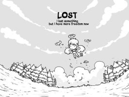 Lost 2 by mclelun
