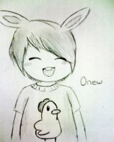 REQUEST: Chibi Onew by carolin36v