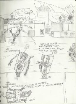 Fun with Claptraps by RavendeDrieu