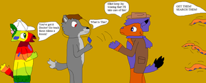 Doctor Who Chester S1 Ep2 pt.4 by JustParodiezMan