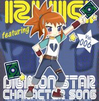 Digimon Star Song vol.6 by JinZhan