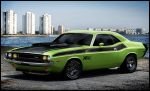 VT: Dodge Challenger T-A by compaan-art