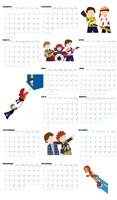 2011 Calendar by whosname