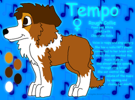 Tempo Reference Sheet by Mcingake