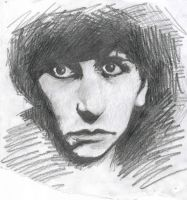 Ringo Star. by picassophie