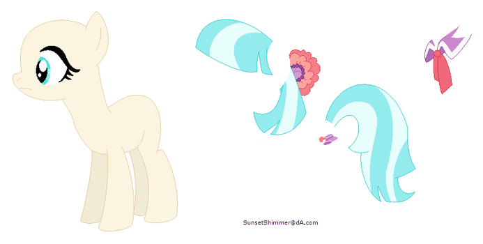 Pony Bases Favourites By Sinfulbean On Deviantart