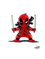 Chibi Deadpool by wardogs101