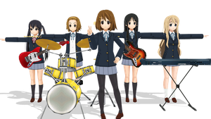 K-On Houkago Live!! Interest? by Haruhi-chan4ever