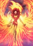 Dark Phoenix Colored Version by RichBernatovech