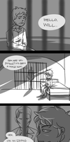 Cell Visit: Day One by thehobosapien