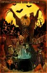 HALLOWS EVE by Hartman by sideshowmonkey