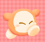 Kirby Enemy and Friends Project 1 - Waddle Dee by Camichuriin