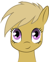 Jojo The filly by LittlePuffin