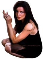 Lucy Lawless 02 by NemiNat