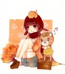ACNL: Maple and Me by carrot-milk