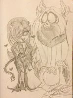 The King and Mistress of The Dark by XxMoonlight-1-WishxX