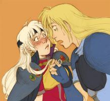 Slayers - Lips too close by rally-ae