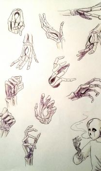 Hands by Atrieisan