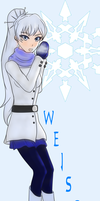Cold as Weiss by Madgamer2k7
