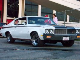 '70 Buick GS Stage 1 by DetroitDemigod